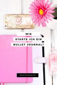 Bullet Journal ist ein Organisationssystem, mit welchem du ganz individuell Tage und Wochen planen kannst. Erstelle mit diesen Tipps dein Eigenes.