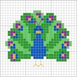 Hardanger designs, cross stitch designs, ribbon embroidery designs by Mabel Figworthy's Freebies