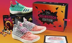 1b097cd6ca83 Trolli x James Harden x StockX limited edition gummy on Collaboration  Generation – the latest and