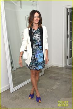 Abigail Spencer in Parker and Zara
