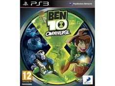 Ben 10 Omniverse - PS3 Game large