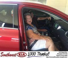 https://flic.kr/p/Ghni9g | #HappyBirthday to Tanya from Angela Williams at Southwest Kia Mesquite! | deliverymaxx.com/DealerReviews.aspx?DealerCode=VNDX