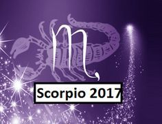 Your 2017 Free Horoscope : Scorpio Horoscope 2017