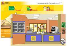 LA CARTA Y LA OFICINA DE CORREOS http://recursostic.educacion.es/primaria/enpocaspalabras/web/generales/unidad8/g_ga08_0006vf.pdf http://recursostic.educacion.es/primaria/enpocaspalabras/web/generales/unidad8/g_gpr08_01vf.pdf