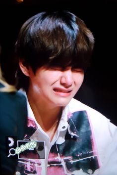 """""""Taehyung accidentally spilled water on himself and he's fake crying ahhhhh protect 👶🏻🍼"""" Kim Taehyung Funny, V Taehyung, Sad Faces, Funny Faces, Bts Cry, Crying Face, Horse Girl Photography, Cute Alien, Taehyung Photoshoot"""