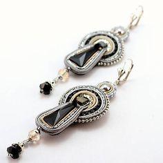 wandalkabeads / Ikonky soutache earrings