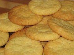 Coconut Biscuits recipe