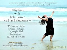 Wednesday nights Newcastle weekly Waves : St Josephs School Hall, Union Street, The Junction (opposite Vitality Junction)  Photos - 5Rhythms Newcastle with Belle Power (Newcastle) - Meetup