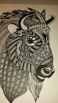 Zentangle Shawna Pierce