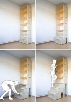 fantastic book shelf