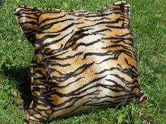 Check out this item in my Etsy shop https://www.etsy.com/listing/235723147/tiger-print-pillow