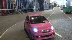 FIAT 500 IN PINK FRIDRICHSHAFEN 2014