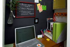 Out of the Cloffice: My DIY Closet Office Revisited | Shoestring Magazine (TM)
