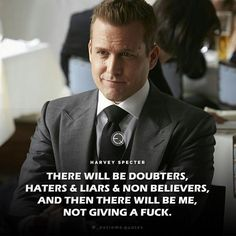 Not giving a fuck is better than revenge . . . #extremequotes #harveyspecter #gabrielmacht #suits #suitsusa #classy #life #gentlemen #photooftheday #motivationalquotes #follow #entreprenurquotes #hustle #instagood #quotestoliveby #motivation #inspiration #ceo #success #winners #tomorrow #quoteoftheday #wealth #haters #dreams #winning