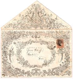 french envelope