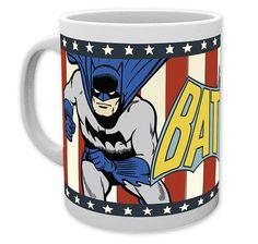 DC Comics Tasse Batman Vintage. Hier bei www.closeup.de