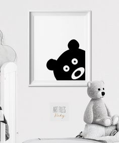 7a8090c8e1f 30 Best Chambre de bebe! images   Baby prints, Nursery prints, Child ...