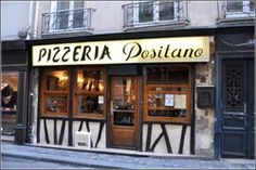 Pizza Positano--15 rue des Canettes in the 6th;  Great pasta dishes!  Haven't had their pizza, tho.  Be there by 7:45 pm if you want a table without a long wait (they don't take reservations).