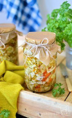 Nasu, Mason Jars, Salads, Recipies, Vegetables, Foods, Eten, Recipes, Food Food