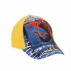 Casquette neuf et certifié t52 spiderman