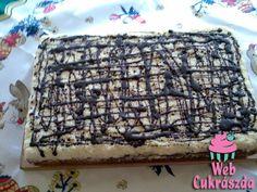Kókuszos szelet Hungarian Cake, Hungarian Recipes, Kefir, Butter Dish, Cakes, Dishes, Food, Caramel, Cake Makers