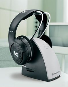 Sennheiser RS 120 II RF wireless headphones opens you to a world of true freedom of movement and breathes new life into audio with its sleek design. For more information visit http://shop.sennheiserindia.com/rs-120-ii.html?utm_source=PIS&utm_medium=ORG&utm_campaign=PISORG