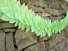 Wedding Garland/ Leaf Garland/ Wedding Arch by LandofFlowers, $28.00