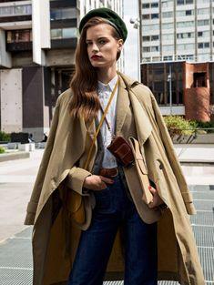 Faretta Radic by Claudia Knoepfel for Vogue Paris October 2016