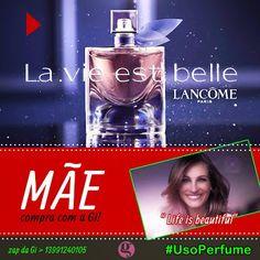 Perfumes La vie Est Belle eau de Parfum 50ml na Giovanna Imports !  Você conhece o perfil da sua mae? A Giovanna Imports tem o perfume para o estilo de cada mãe! COMPRAR > https://www.mercadopago.com/mlb/checkout/pay?pref_id=95577642-1bc919c6-069d-42a6-acd9-0dd18fac317c