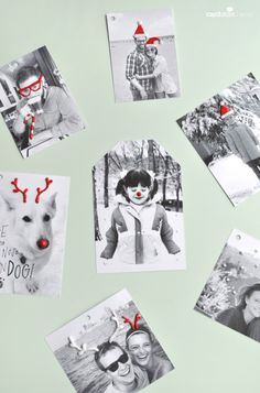 8 DIY Photo Gift Tags For Any Occasion | Shelterness