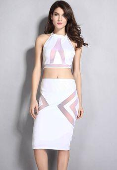 2 delige jurk Yuna