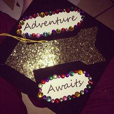 Finished my graduation cap!! #Padgram