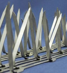 Birdguard Stainless Steel Bird Spikes | US Netting