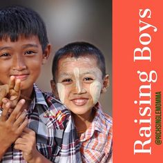 10 TIPS FOR RAISING BOYS (when no man is around)  ------------------------ Being a single mom raising boys can be challenging. They are so darn cute but they are not like girls. How do you raise them without screwing up their life or ruin them for women or the world? ------------------------ Here are 10 tips for raising boys:  1. Teach him to be strong to have good manners and helpful behaviors. 3. Allow him to express his feelings and let him know that it is okay to do so. 3. Encourage him…