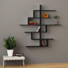 Cizgi No4 Wall Shelf - Wondrous Furniture  - 5