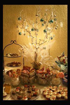 ALS- Christmas Dessert Table
