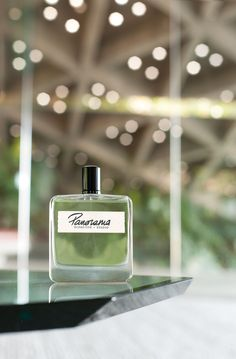 Olfactive Studio Panorama: A Different Shade of Green ~ Fragrance Reviews