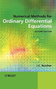 Numerical Methods for Ordinary Differential Equations de J. C. Butcher