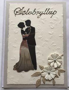 Sølvbryllups kort, Aniversary card