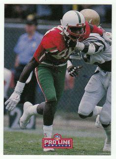 Jerry Rice # 47 - 1992 Pro Line Profiles Football
