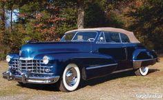 1947 Cadillac Series 62 Convertible Coupe                              …