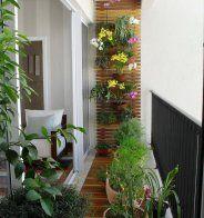 Inspirations Pinterest: un mur végétal sur sa terrasse - Marie Claire Maison