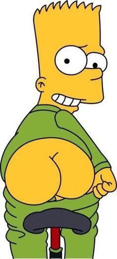Bart's a brat