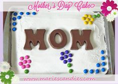 Marie's Candies April 2015 newsletter