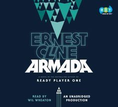 Armanda: A Novel by Ernest Cline - Read by Wil Wheaton. Zack Lightman has spent his life dreaming. Dreaming that the real world could be a little more like the countless science-fiction books, movies, and videogames he's spent his life consuming. Dreaming that one day, some fantastic, world-altering event will shatter the monotony of his humdrum existence and whisk him off on some grand space-faring adventure. #audiobook #downloadable