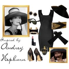 Audrey Hepburn. I SO want this entire outfit.