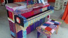 pretty piano!  Photo Credit: Melissa Maddonni Haims