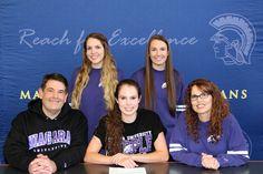 Alexandra Laubert commits to Niagara U. for track and field