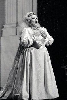 Spanish soprano opera singer Montserrat Caballe