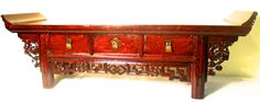 Antique Chinese Petit Altar (5404) , Circa early of 19th century
